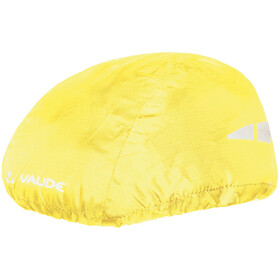 VAUDE Helm Regenhoes, neon yellow